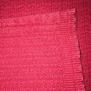 Ralph Lauren Bedding - Ralph Lauren full/queen cotton knit blanket